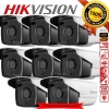 HIKVISION (( Camera Pack 8 )) DS-2CE16C0T-IT3 x8 (HD 720P)