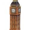 Elizabeth Tower Big Ben Building Puzzle หอนาฬิกา บิ๊กเบน โมเดล 3 มิติ