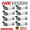 HIKVISION Camera Pack 8 DS-2CE16D0T-IT3 (HD 1080P)