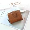 กระเป๋าสตางค์ผู้หญิง JUDY สีน้ำตาล