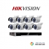 HIKVISION (( Camera Pack 8 )) DS-2CD2022WD- I ,DS-7608NI-K2/8P