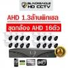 โปรโมชั่น กล้องวงจรปิด Black Eagle AHD 1.3ล้านพิกเซล 16ตัว พร้อมติดตั้ง