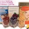รกแกะ50,000mg.30เม็ด+ healthessence greapeseed 55,000 mg. 30 เม็ด+biomaxi c วิตามินซีสำหรับผิวขาว 30 เม็ด