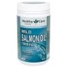 Wild Salmon Oil น้ำมันปลาแซลมอน 1000 mg 500 เม็ด จากออสเตรเลีย