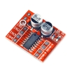 1.5A 2-way DC Motor Driver Module PWM Speed Dual H-Bridge Stepper L298N