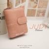 กระเป๋าสตางค์ผู้หญิง JUDY สีโอรส