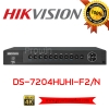 HIKVISION DS-7204HUHI-F2/N (Full HD 3MP )