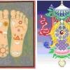 8 สัญลักษณ์มงคลทั้ง ของพุทธศาสนานิกายวัชรยาน