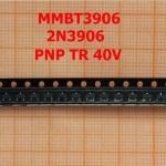 MMBT3906 2N3906 -40V PNP TR