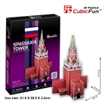 Spasskaya Tower Size 26*15.5*37.5 cm Total 33 pcs.