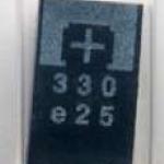 SMD 330uF/2.5V แทนTokin ได้