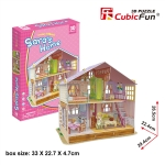 Sara Home Dream Dollhouse