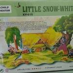 Little Snow-White 3D child Theater The Story สโนไวท์กับคนแคระ ทั้ง7