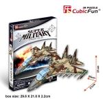 "CubicFun 3D Puzzle ""Sukhoi Su-35"" 35 Pieces"