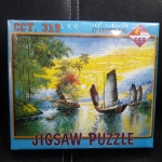 จิ๊กซอร์ 500 ชิ้น Numbering Jigsaw Puzzle 500 Pieces Size 53 x 38 cm.