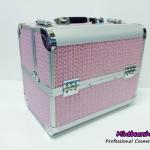 กระเป๋าเครื่องสำอางค์ Series B (Pink)