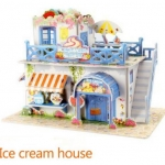 Ice Cream Maker บ้านไอติม