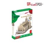 Duomo Di Milano ขนาด 55*31*35 ซม. Total 251 pcs.