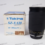 เลนส์ Tokina 60-300 F4-5.6 MARCO1:4 OM Mount