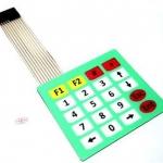 Keypad 4x5