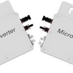 Micro grid tie inverter (WVC600)