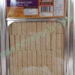 วีฟู้ดส์ ขนมปังปี๊บเวเฟอร์แผ่นวนิลา ขนาด 4 กิโลกรัม