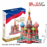 Vasile Assumption Cathedral(RUSSIA) มหาวิหารเซนต์เบซิล (St.Basil's Cathedral)