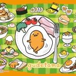 จิ๊กซอว์ 500 ชิ้น ลายลิขสิทธิ์ ซานริโอ Sanrio กูเดทามะ ไข่ขี้เกียจ GUDETAMA ขนาด 53 x 38 ซม.