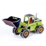 Bulldozer รถโมเดล 3มิติ ตัวต่อกระดาษโฟม Toys Puzzles 3D shop Happiness is handmade