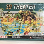 Big Super Model 8 Sheets จิ๊กซอว์ โมเดล 3มิติ DIY Kids for education
