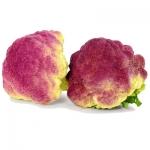 Purple Of Sicily Cauliflower (กะหล่ำดอกแฟนซี)
