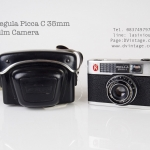 Regula Picca C 35mm Film Camera by King of West Germany