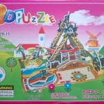 Ship 3D Jigsaw Puzzle