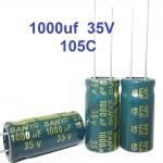 sanyo capacitor 1000uf 35V 105C