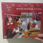 ภาพต่อจิ๊กซอร์ Jigsaw Puzzle การ์ตูนดิสนีย์ มิกกี้เม้าส์
