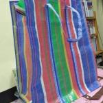 ถุงกระสอบฟาง สายรุ้ง ขนาดJumbo 92-100 ซม. ราคาส่งเพียง ใบละ 85บาท