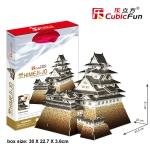 CubicFun 3D Puzzle Himeji-Jo ปราสาทฮิเมจิ จิ๊กซอว์ 3 มิติ Japan