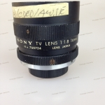 Sony TV Lens 16mm F1.8 C Mount