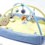 TP10202 เพลยิมเบาะนอนกระบะ พี่หมี