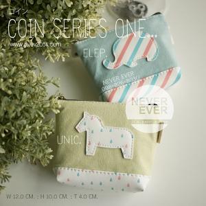 กระเป๋าสตางค์ผู้หญิง COIN series