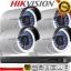Hikvision (( Camera Set 4 )) HD1080P (DS-2CD2022WD-I x 4, DS-7604NI-E1/4P x 1) thumbnail 1