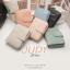 กระเป๋าสตางค์ผู้หญิง JUDY สีน้ำตาล thumbnail 19