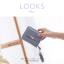 กระเป๋าสตางค์ผู้หญิง ใบสั้น รุ่น LOOKS สีดำ thumbnail 23