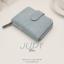 กระเป๋าสตางค์ผู้หญิง JUDY สีชมพูอ่อน thumbnail 10