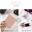 กระเป๋าสตางค์ผู้หญิง GRID สีดำ thumbnail 17