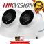 HIKVISION (( Camera Pack 2 )) DS-2CE56C0T-IT3 x2 (HD 720P) thumbnail 1