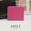 กระเป๋าสตางค์ผู้หญิง แบบบาง รุ่น AMAZ SlimII สีดำ thumbnail 16