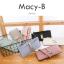 กระเป๋าสตางค์ผู้หญิง ทรงถุง รุ่น MACY-B สีแดง อินเดีย thumbnail 16