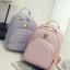 กระเป๋าเป้ผู้หญิง รุ่น AMAZ BAG สีชมพู thumbnail 13