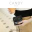 กระเป๋าสตางค์ผู้หญิง ใบสั้น รุ่น CANDY สีเทา thumbnail 12